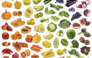 ¿Qué es la dieta de los colores?